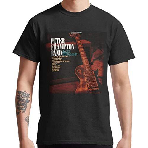 Peter Frampton Cover Album Classic T Shirt, Sweatshirt, Long Tee, Tank Tops, Hoodie for Men, Women Full Size.