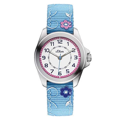 s.Oliver Mädchen-Armbanduhr Bild