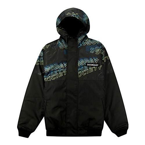 Doomsday Giacca Dark Trip Jacket Black (L)