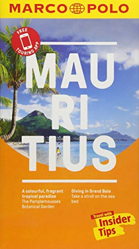 Mauritius Marco Polo Pocket Travel Guide - with pull out map...