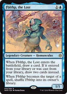 Magic: The Gathering - Fblthp, The Lost - Promo Pack: Core Set 2020