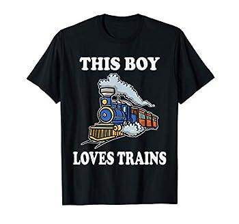 Best boys train shirt Reviews