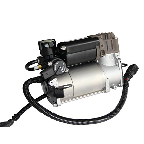 Docas Air Suspension Compressor Air Pump Compatible With 2001 2002 2003 2004 2005 Audi A6 / Allroad 4Z7616007A 4154031060