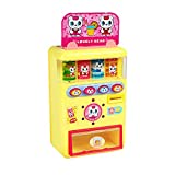 HLIYY Distributeur Automatique Jouet House for Real Water Candy Grabber avec Bouton...