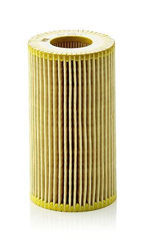 Mann Filter Filtro de aceite HU 718/1 N - evotop - Para automóviles