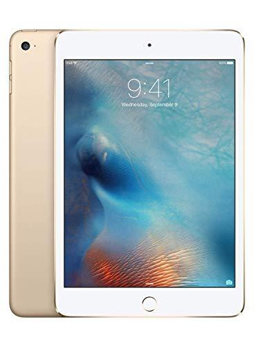 Apple iPad mini 4 (Wi-Fi, 128 GB) - Gold