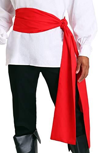 Red Renaissance Sash Standard