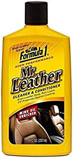 Formula 1 Car Leather Seat Cleaner and Conditioner - Mr Leather
