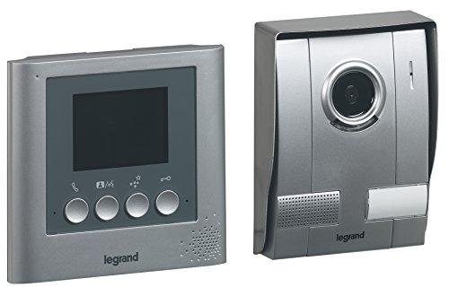 Legrand LEG369100 - Kit videocitofono 9cm, cavo...
