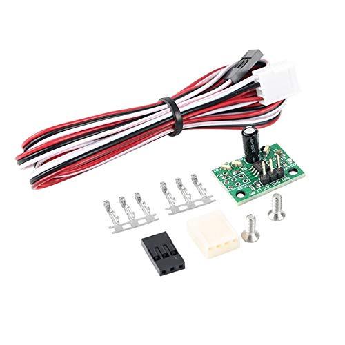 VIKTK Mini-Differenzhöhe Sensor IR V1.2 Fit Für BLV 3D-Drucker Duo WiFi Duett Automatische...