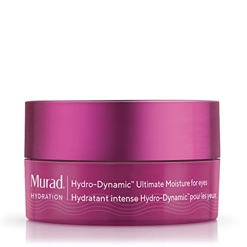 Murad Hydration Hydro-Dynamic Ultimate Moisture for Eyes - Eye Lift Firming Treatment with Advanced Peptides and Hyaluronic Acid - Hydrating Anti-Aging Eye Moisture Treatment, 0.5 Fl Oz