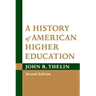 A History of American Higher Education, 2nd Edition