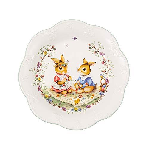 Villeroy & Boch Spring Awakening - Vajilla de desayuno (6 piezas, porcelana), multicolor