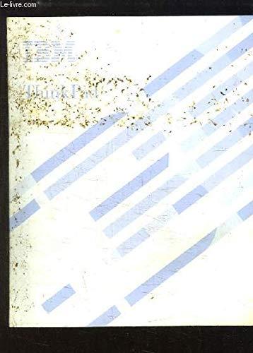 ThinkPad i Series 1200 / 1300. Guide d'utilisation