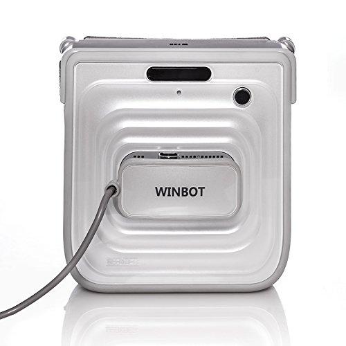Ecovacs Winbot 730 - Robot limpiador para ventanas (11,1V, 2h,...