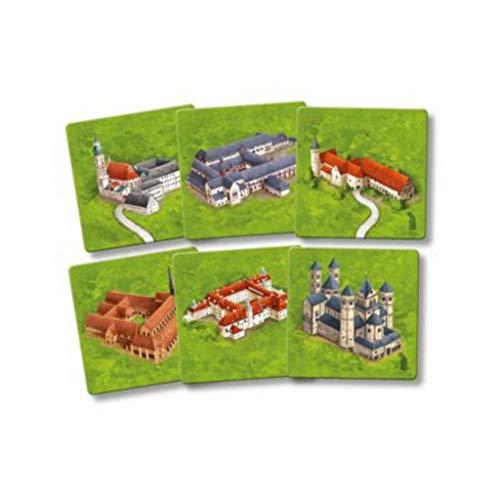 AC-Déco Carcassonne Abbayes d'Alemania - Juego familiar.