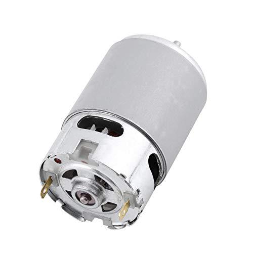 Micro motor RS-550 DC 12-24V para varios taladros de mano eléctricos inalámbricos...