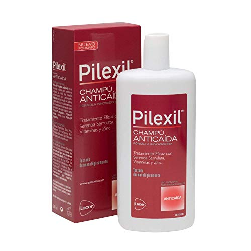 PILEXIL shampooing 500 mL VARIOS