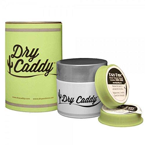Dry Caddy (Dose inkl. 6 Discs), Trockenmittel, Trockensteine