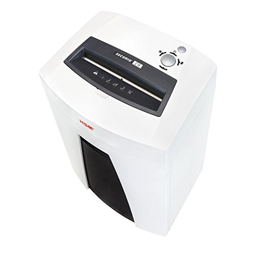 Review HSM SECURIO C18 1/8 Strip-Cut Shredder HSM1910