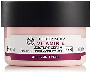 The Body Shop Face Moisturizing Cream Vitamin E, 50 Ml