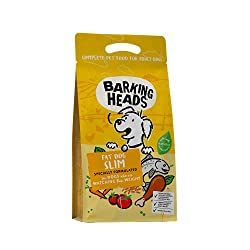 LOW-CALORIE AND REDUCED-FAT RECIPE- Our Fat Dog Slim dry dog food is especially for dogs that are watching their weight NATURAL INGREDIENTS - This dry dog food recipe is made using only the best quality, natural ingredients. Free from artificial colo...
