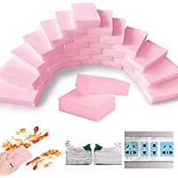 60-Pack YeahWhee All-Purpose Magic Cleaning Sponge Erasers Sheets Foam