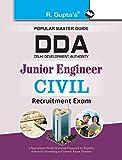 DDA: Junior Engineer (Civil) Recruitment Exam Guide (English Edition)