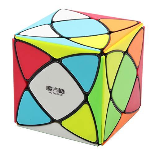 Cubo de velocidad 3x3 hoja cubo caramelo color regalo inteligente para niño