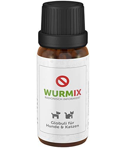 WurmIx | Für Hunde und Katzen | natürlich & verträglich |100% hormonfrei | Made in Germany