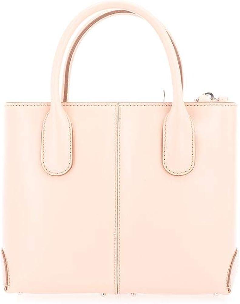 Tod`s luxury fashion donna,borsa a mano in vera pelle al 100% XBWDBAA0100RIIM030