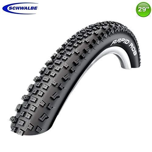 1 x Schwalbe Rapid Rob Fahrraddecke Mantel Reifen 29 x 2.25-57-622