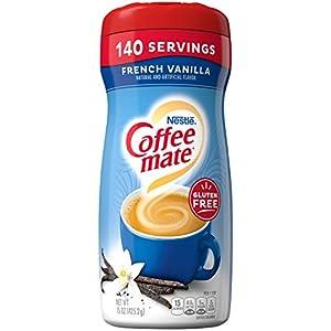 French Vanilla Coffee Mate Powder Coffee Creamer