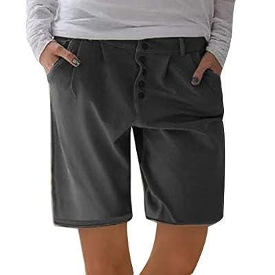 2019 Fashion!Women New Hot Pants Summer Floral Shorts High Waist Short Pants Trousers Black from Dunacifa
