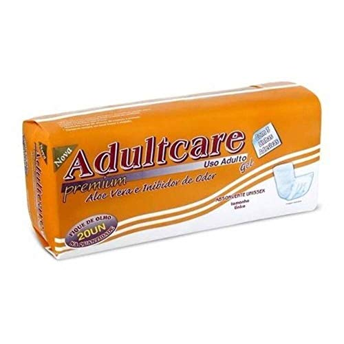 ABSORVENTE GERIATRICO ADULTCARE PREMIUM C/20
