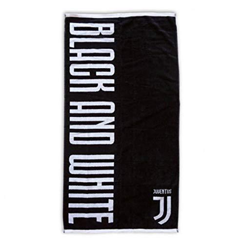 Novia Telo Mare di Spugna Jacquard Juventus