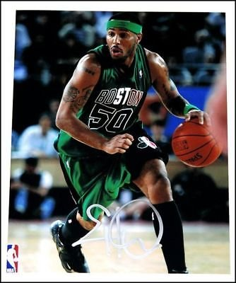 Eddie House Boston Celtics Signed Autographed 8x10 Photo
