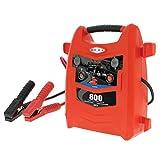 SUMEX 3505141 Arrancador de Coche/Moto 12v, Jump Start de 800 Amp de Pico