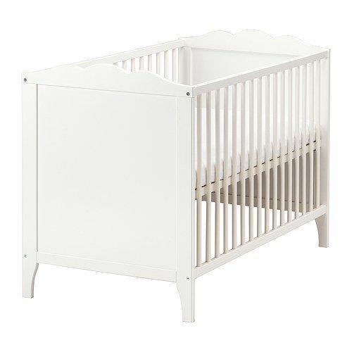 IKEA(イケア) HENSVIK 10208368 ベビーベッド, ホワイト