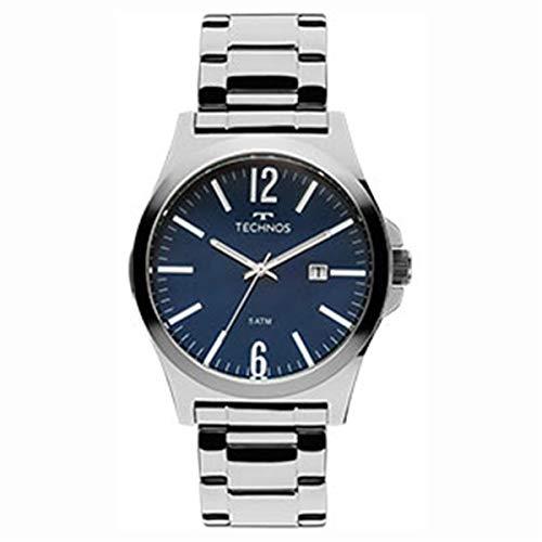 Relógio Technos Masculino Steel 2115lay/1a