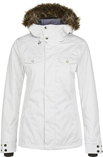 O'Neill Damen Skijacke PW Seraphine Jacket, Powder White, L