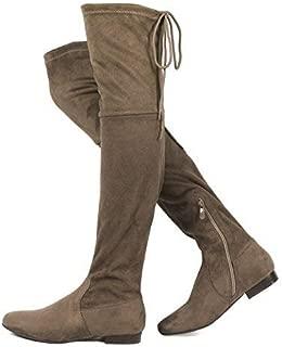 Best womens thigh high boots size 12 Reviews