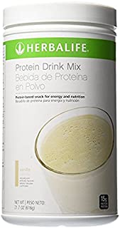 Herbalife Protein Drink Mix Vanilla 616g Canister