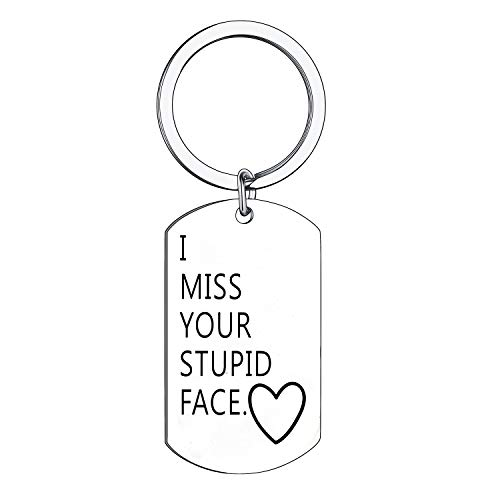 BESPMOSP Gifts for Couples Husband Wife Keychains Jewellery Best Friends...