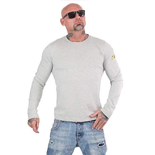 Yakuza Herren 2Words Langarm T-Shirt