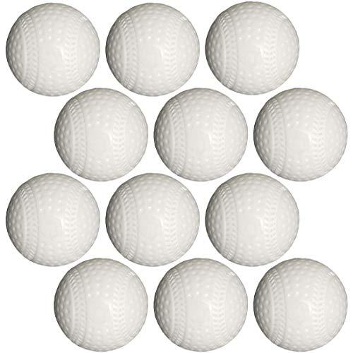 野球ピッチングマシン用ボール 軟式用ウレタンボールL号 1ダース