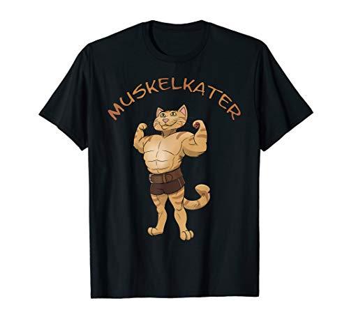 Muskelkater Bodybuilding T-Shirt
