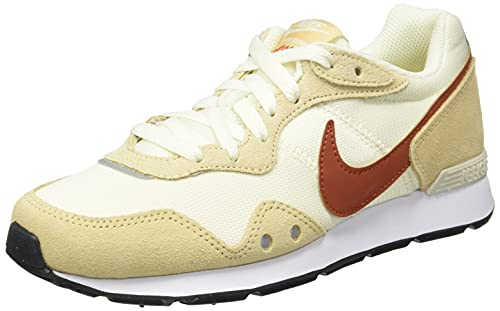 Nike Wmns Venture Runner, Zapatillas para Correr Mujer, Coconut Milk Rugged Orange Sesame Black, 40 EU