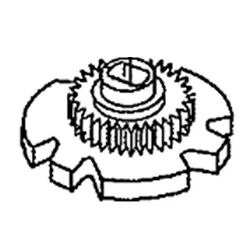 Kenmore 7283489 Water Softener Cam and Gear Genuine Original Equipment Manufacturer (OEM) Part