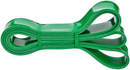 AmazonBasics Fitnessband, Widerstandsband 22.5 bis 56.5 kg